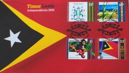 Selos de Timor Leste