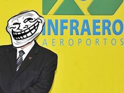 Infraero Troll
